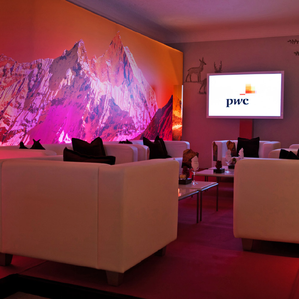 h&p_PWC WEF 2017 Lounge