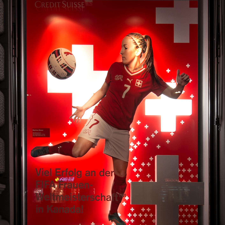 Credit Suisse Frauen WM 2015