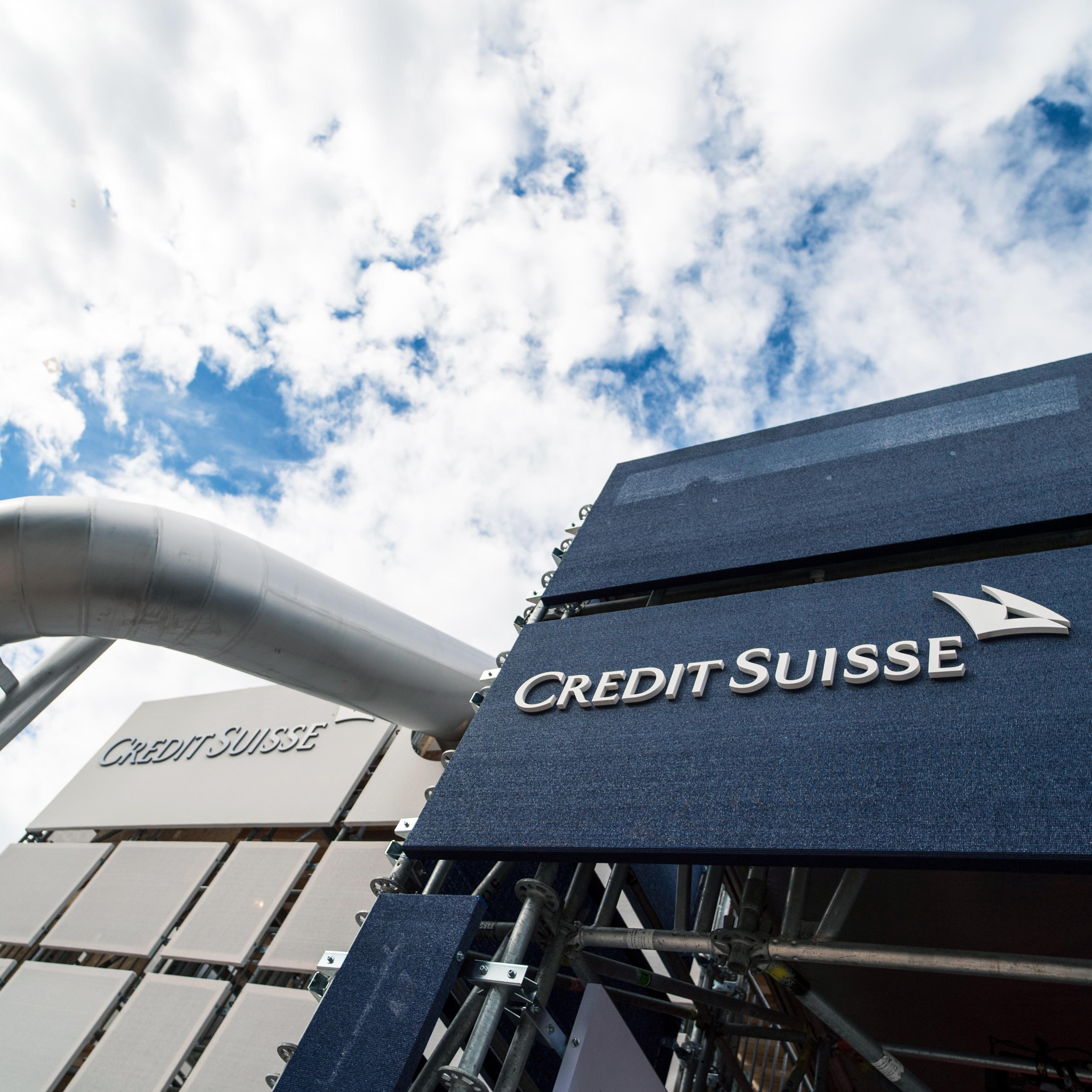 Credit Suisse Eröffnung Gottardo Detail
