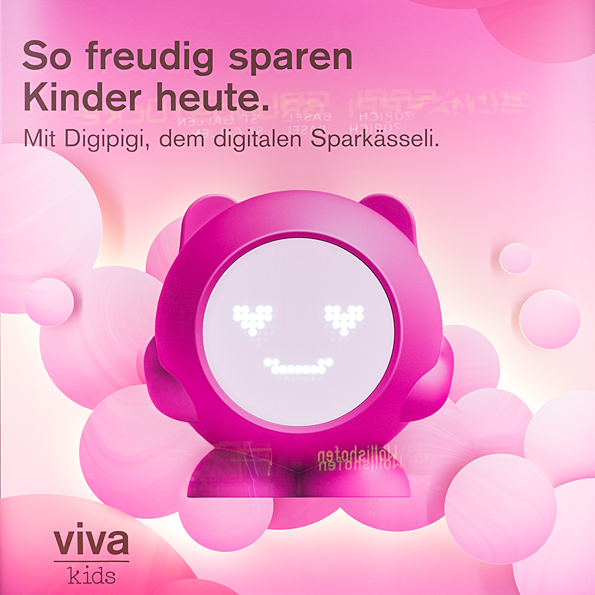 Credit Suisse Schaufenster Digipigi