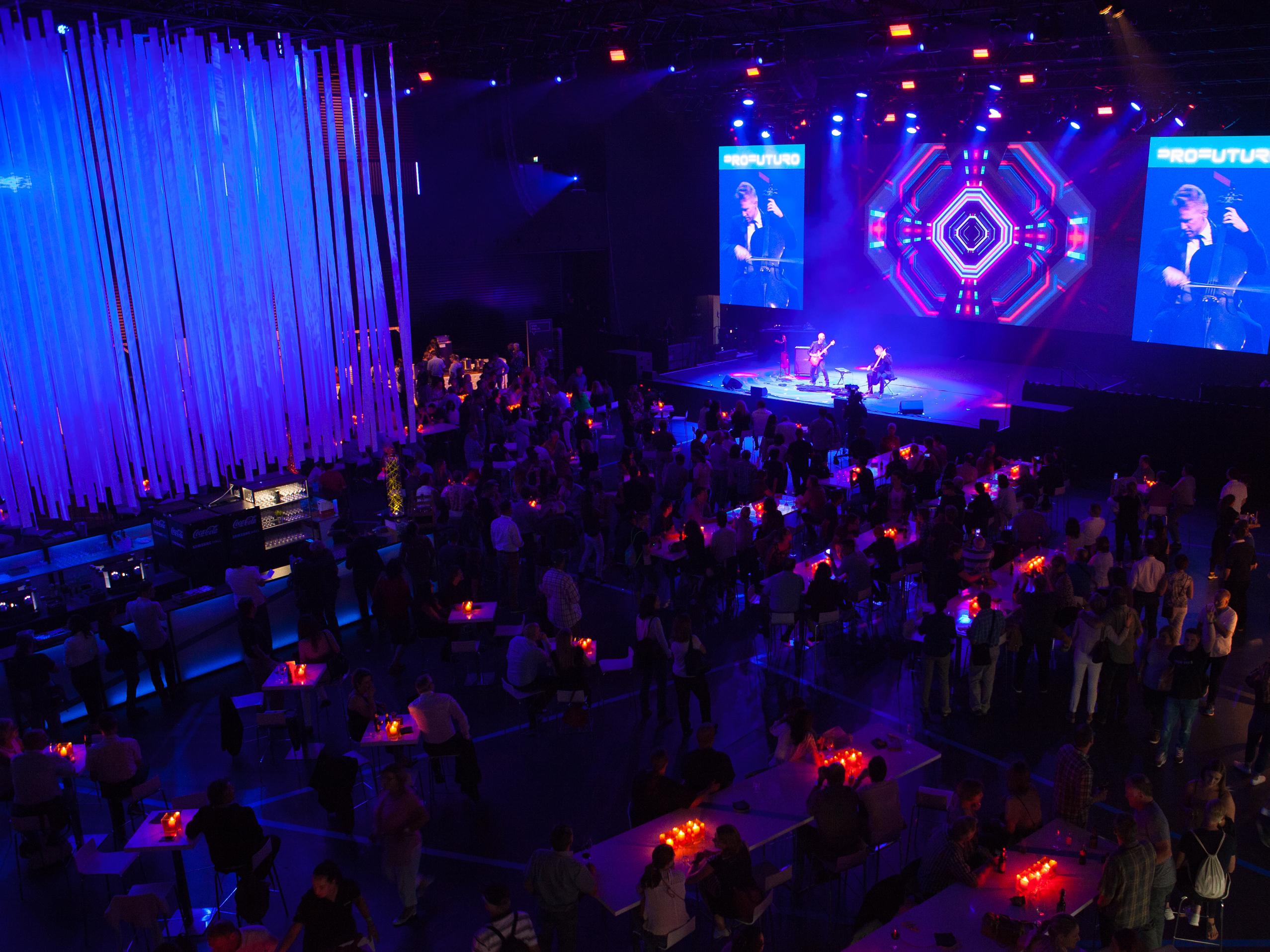 EKZ Mitarbeiterfest Corporate Event