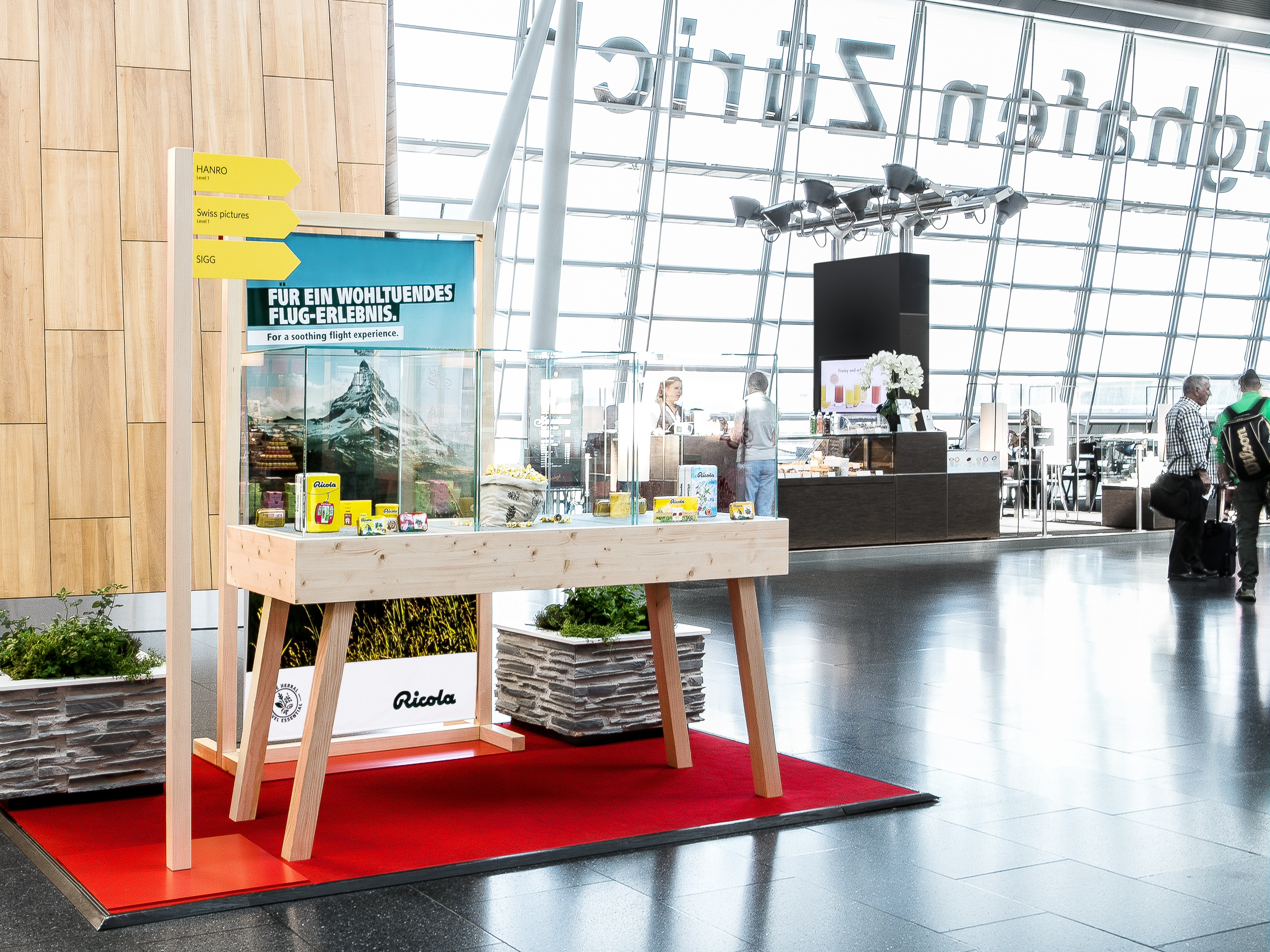 Zuerich Airport Best of Switzerland