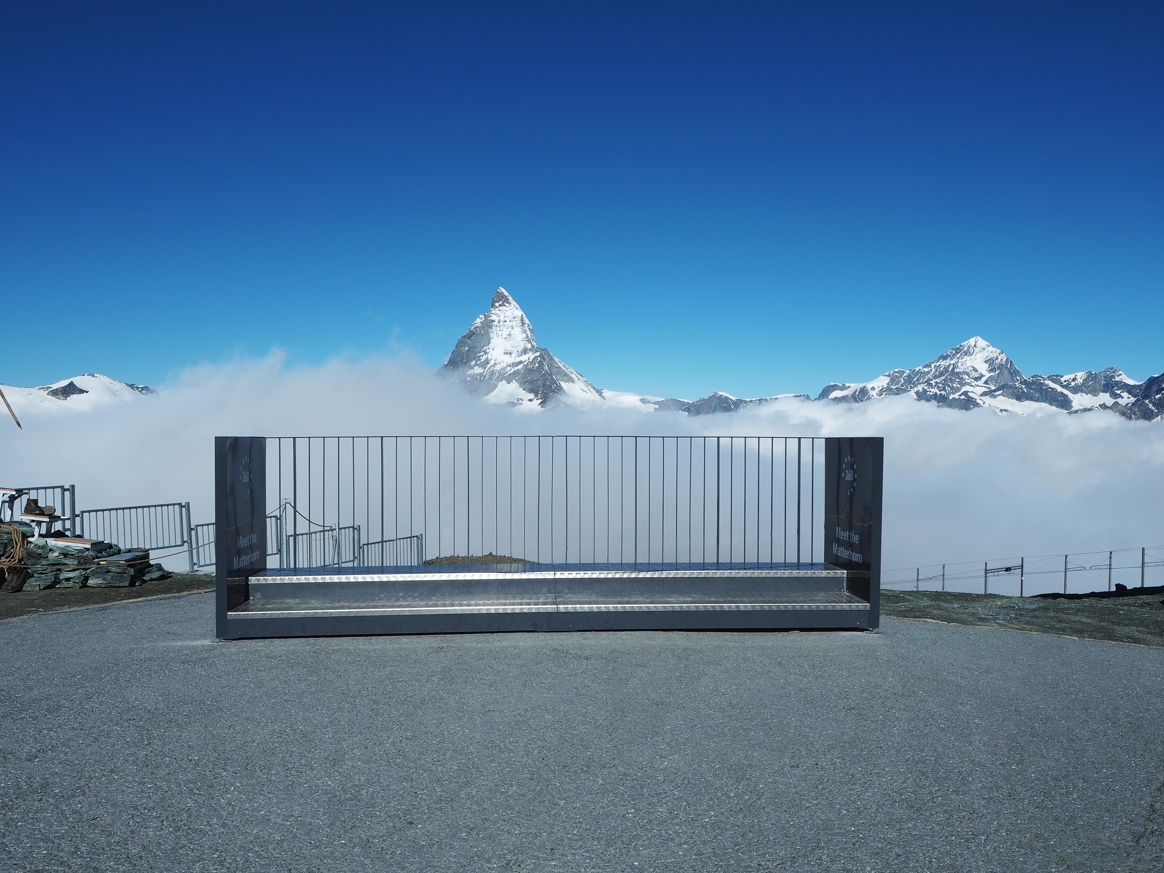 Matterhorn Gotthard Bahn Gornergrat