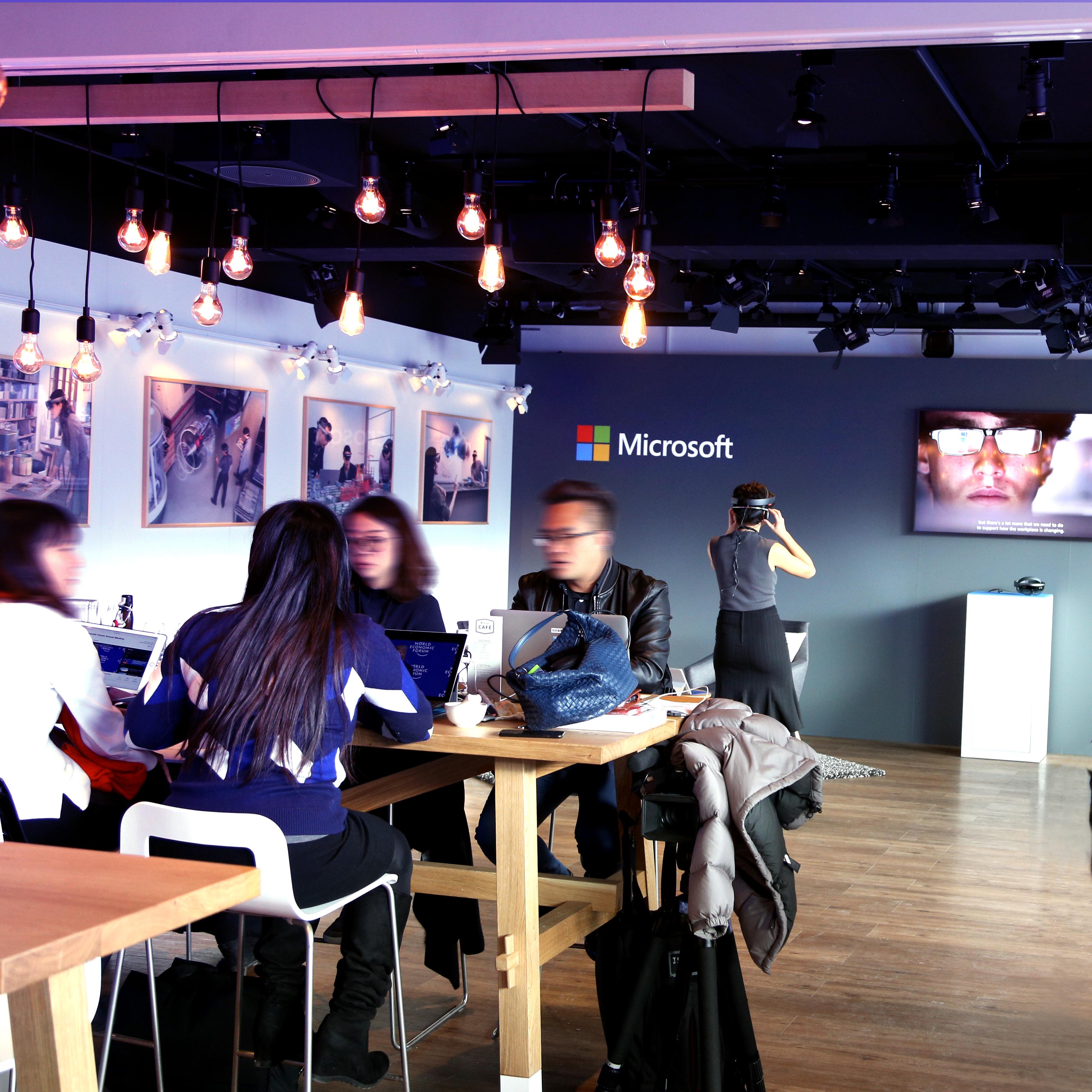 Microsoft WEF 2018