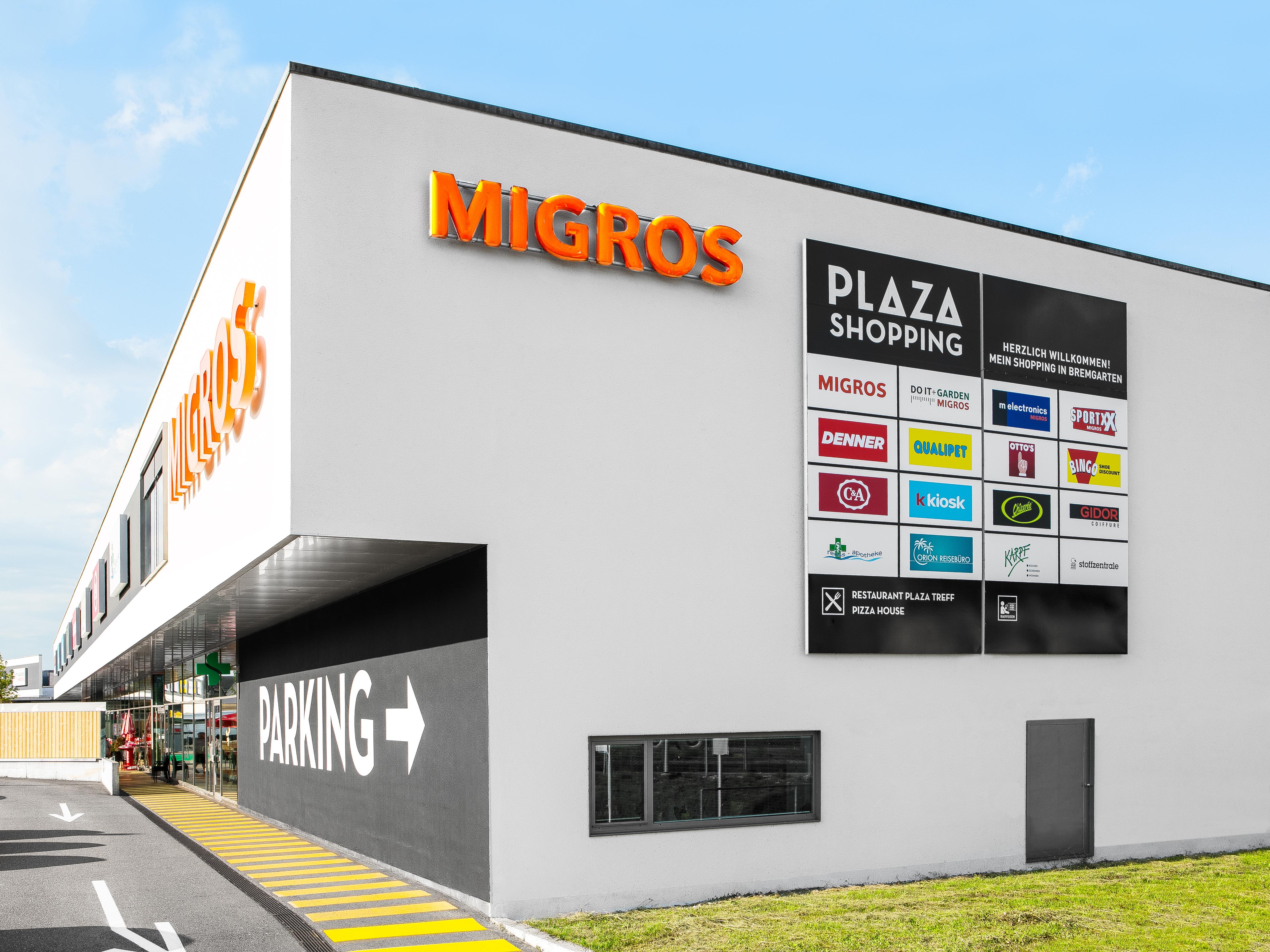 Plaza Shopping Bremgarten