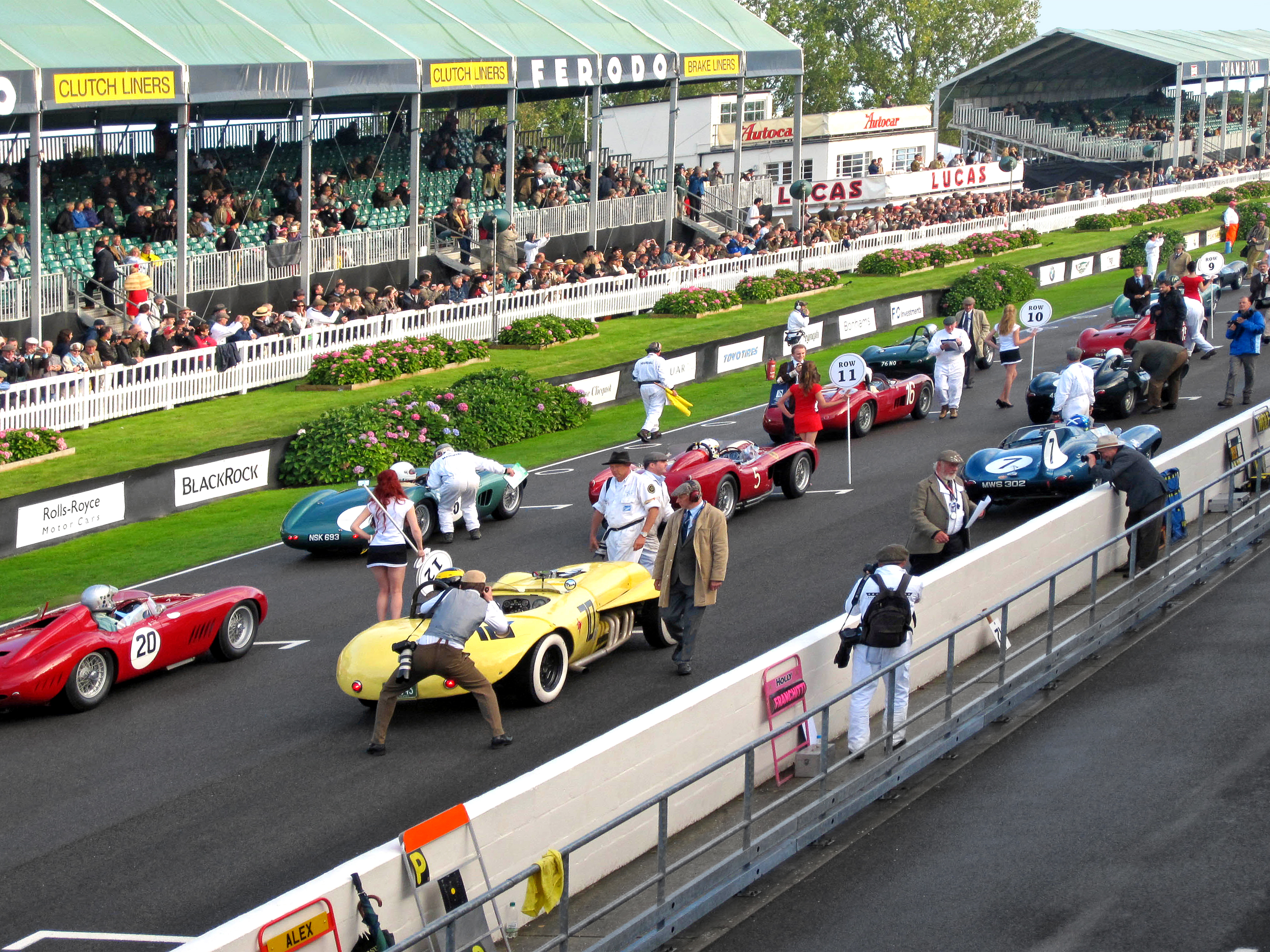 UBS Goodwood Event