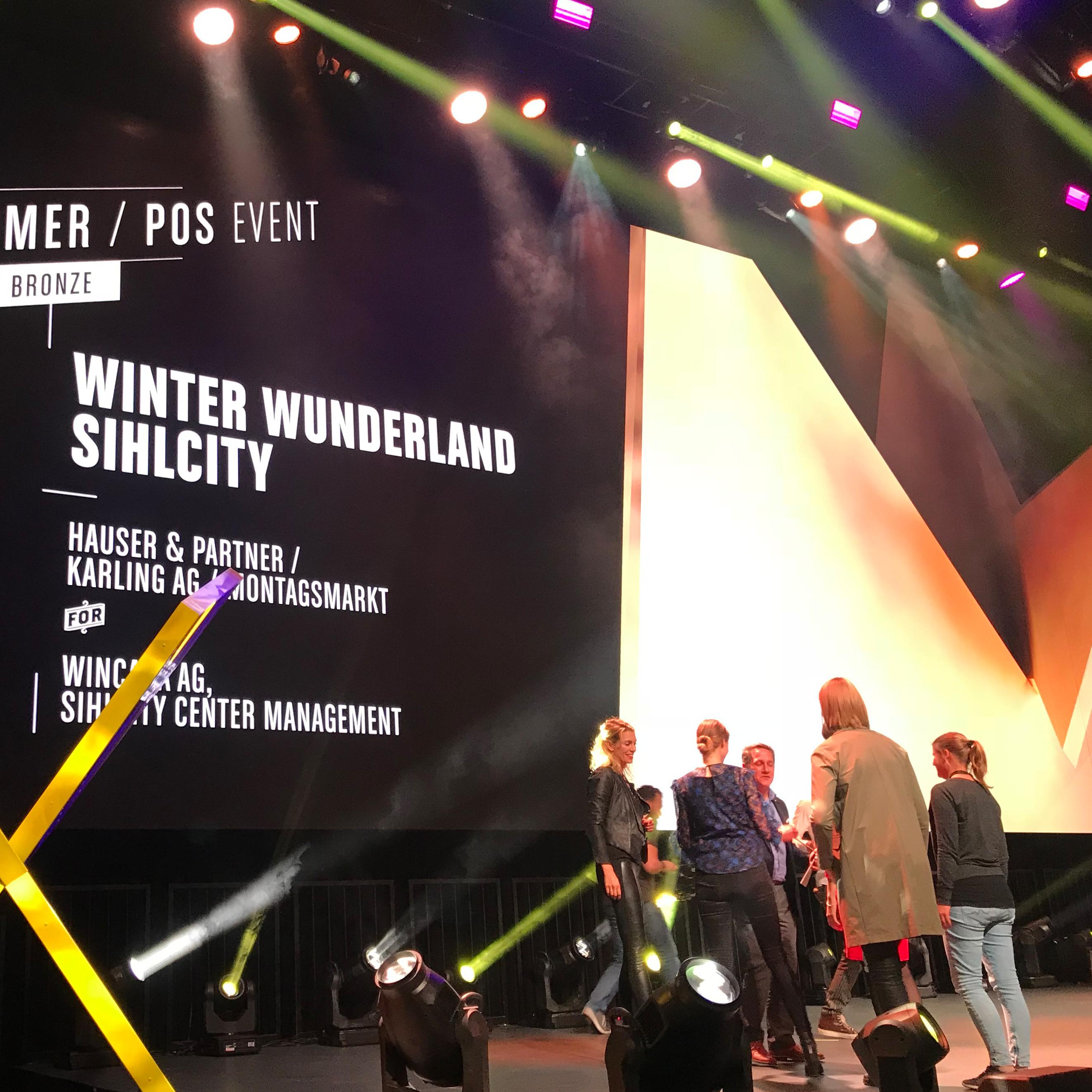 Xaver Award Preisverleihung
