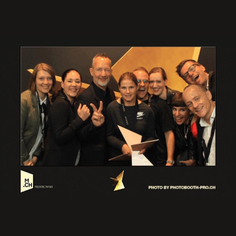 Xaver Award Photobooth