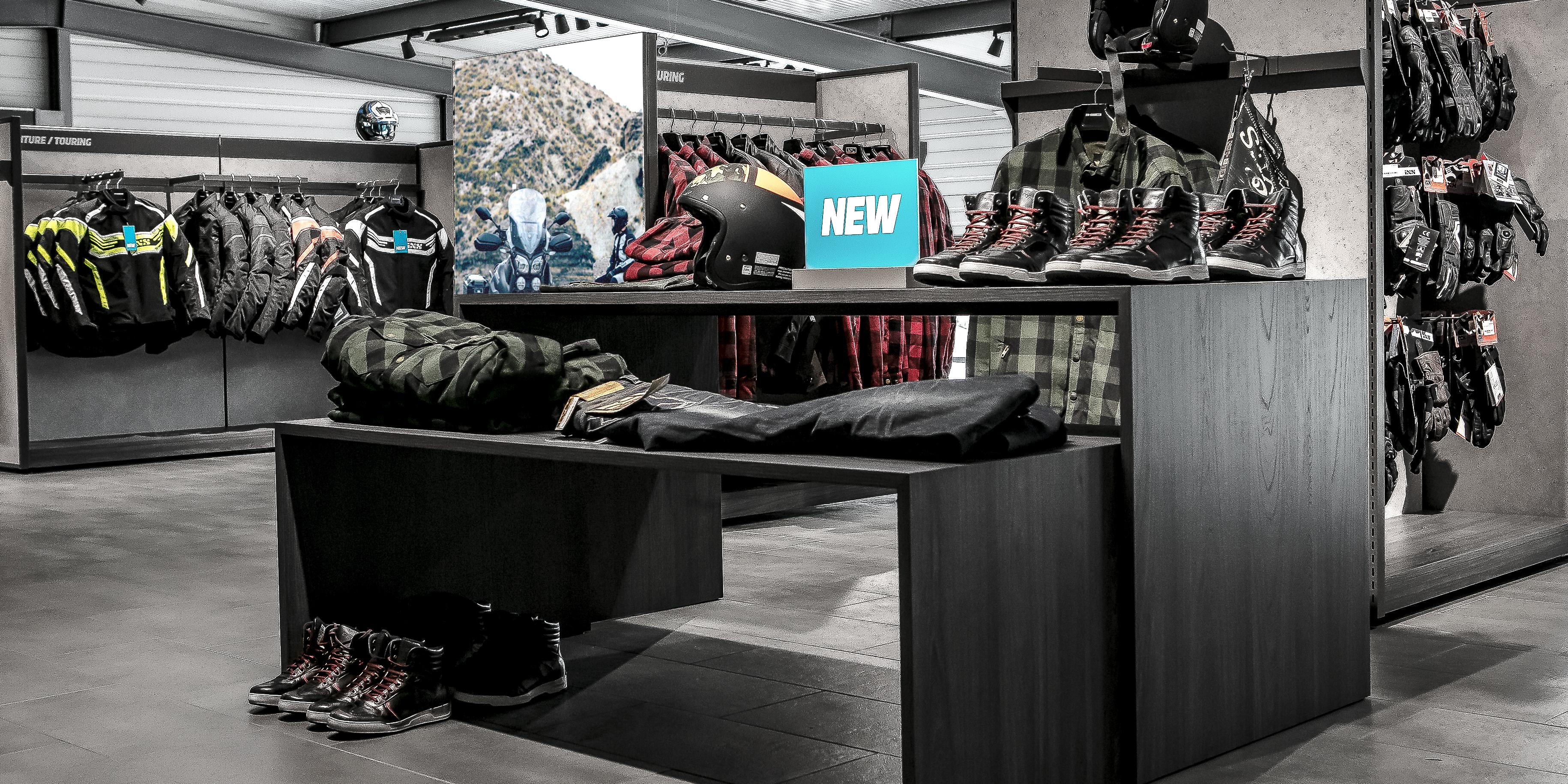 Hostettler Merchandising Concept Übersicht