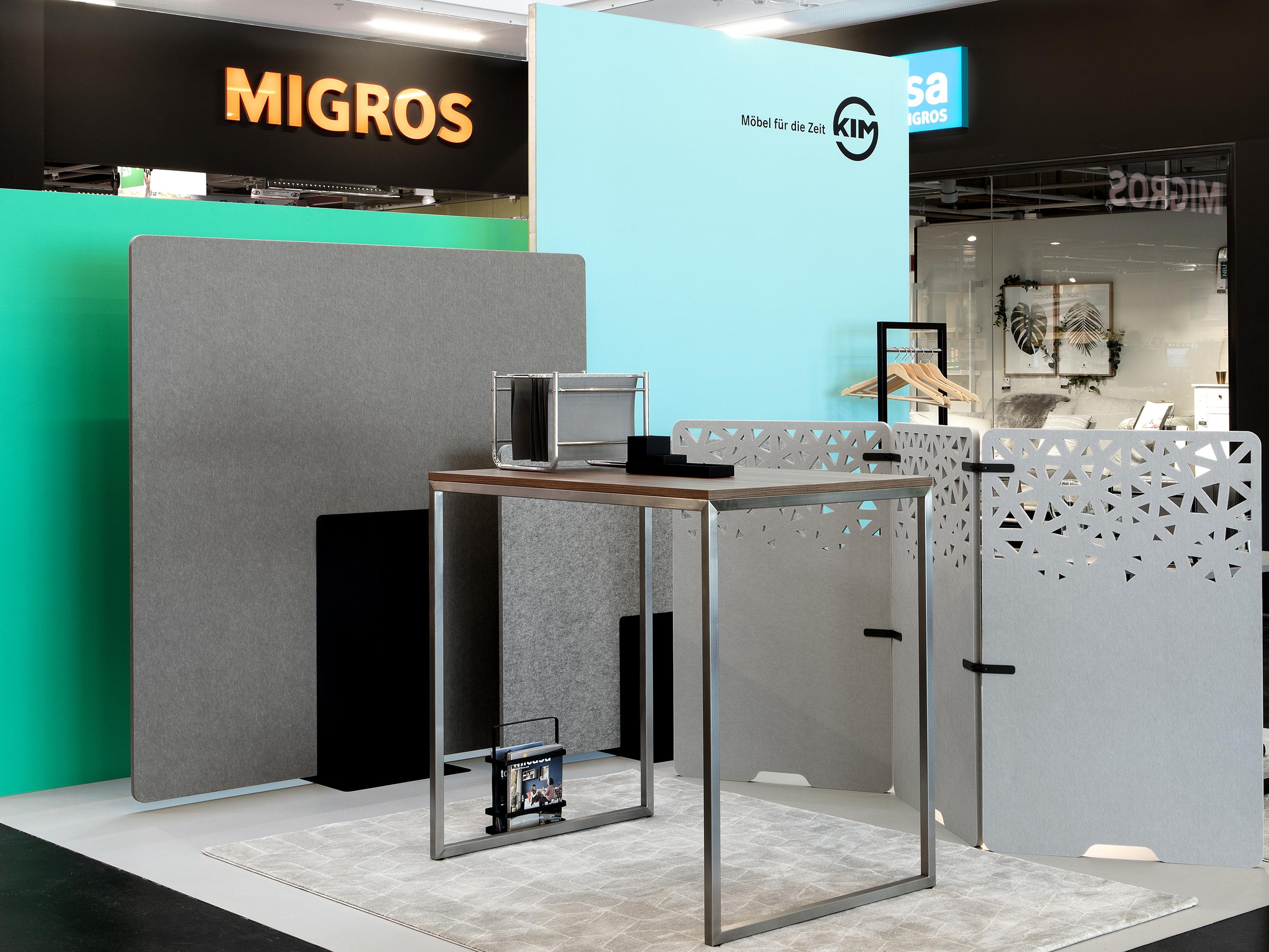 Kim Micasa Möbel-Setting Business Übersicht