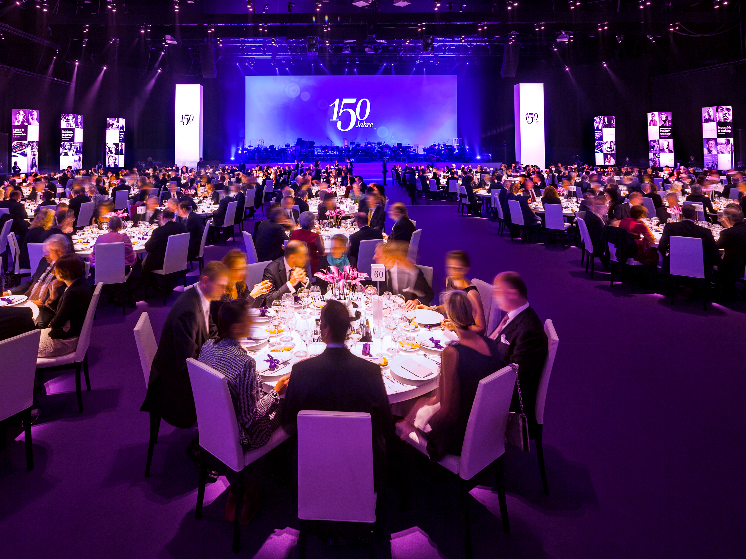 UBS 150 Jahre Jubiläum Event