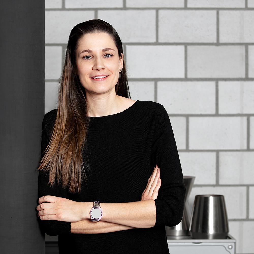 Nadine Blaser