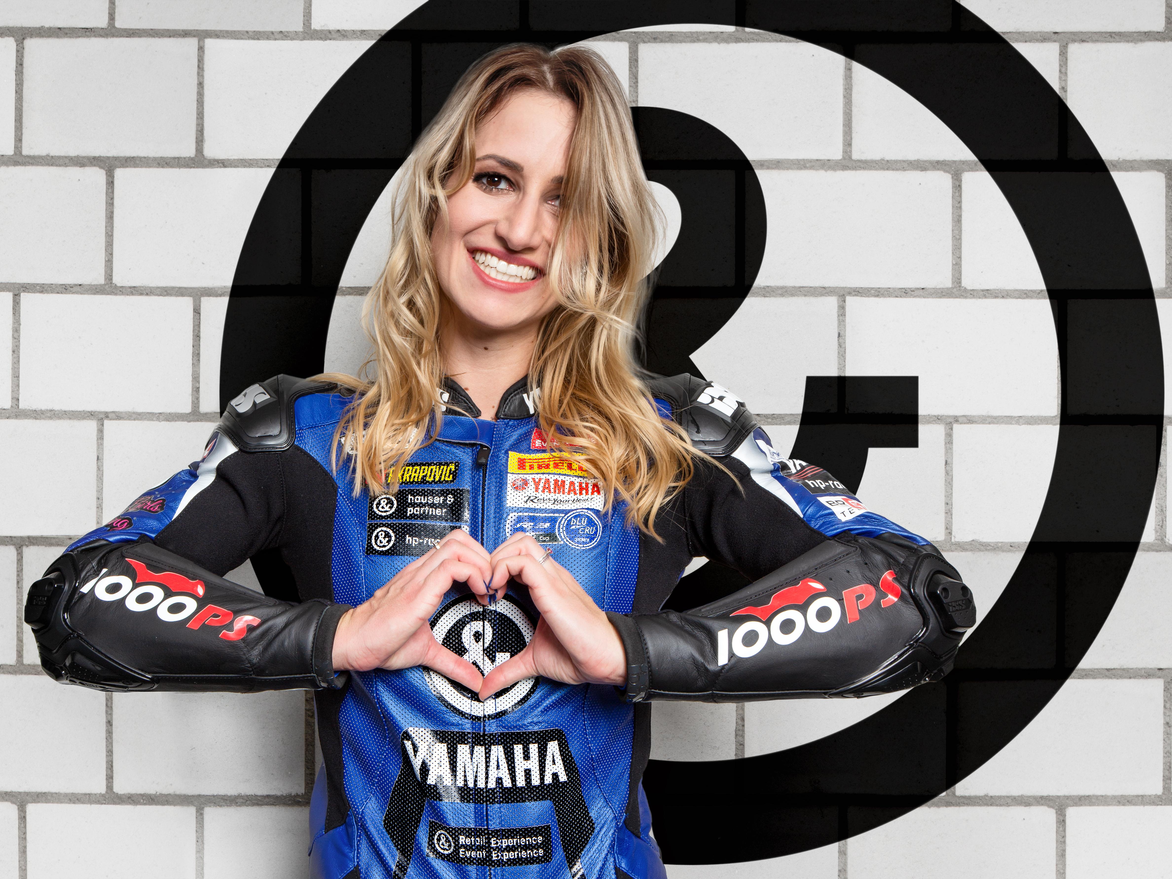 Sabrina Sabel Yamaha Nachwuchsförderung