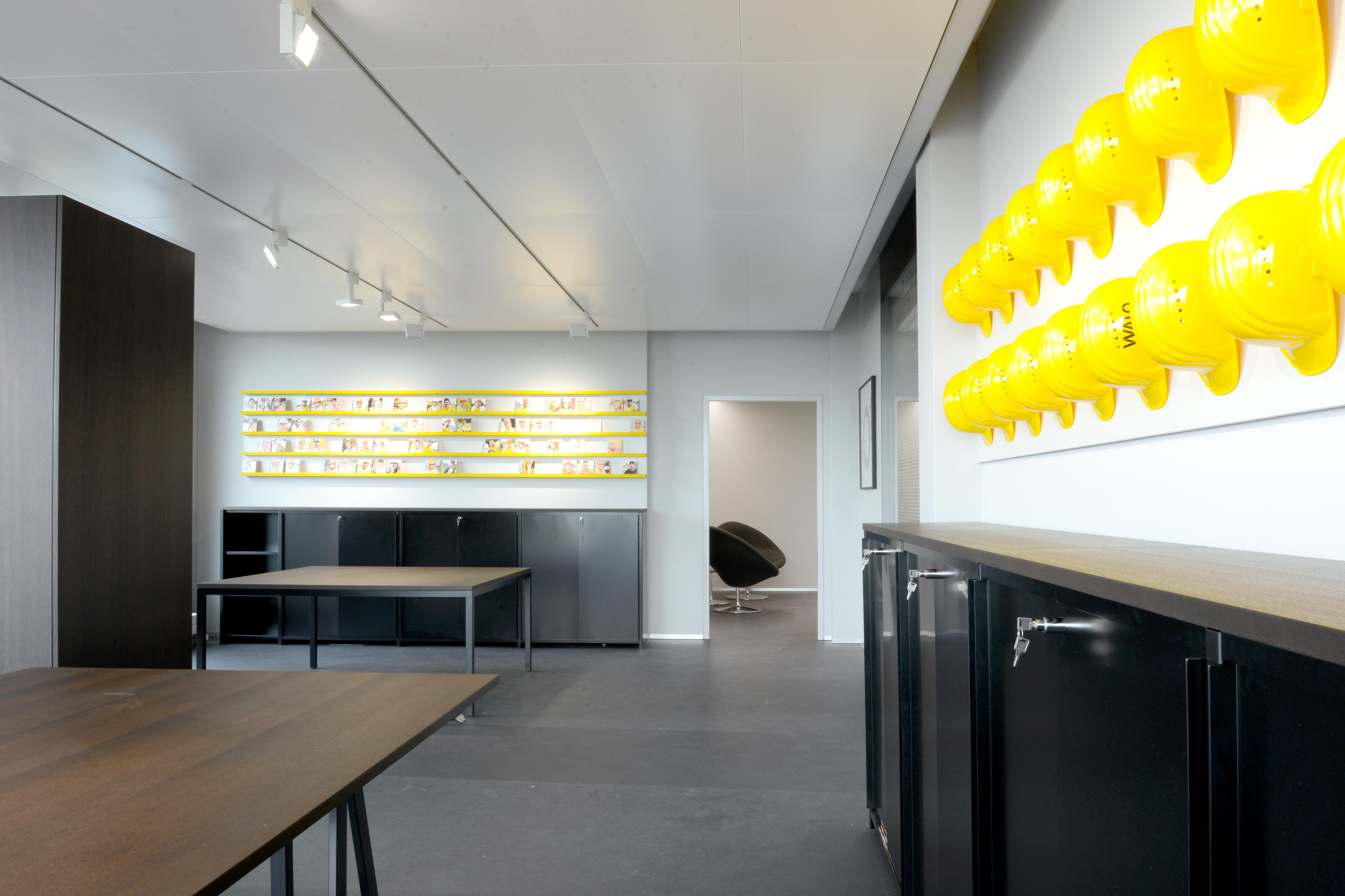 Walo Office Design Übersicht
