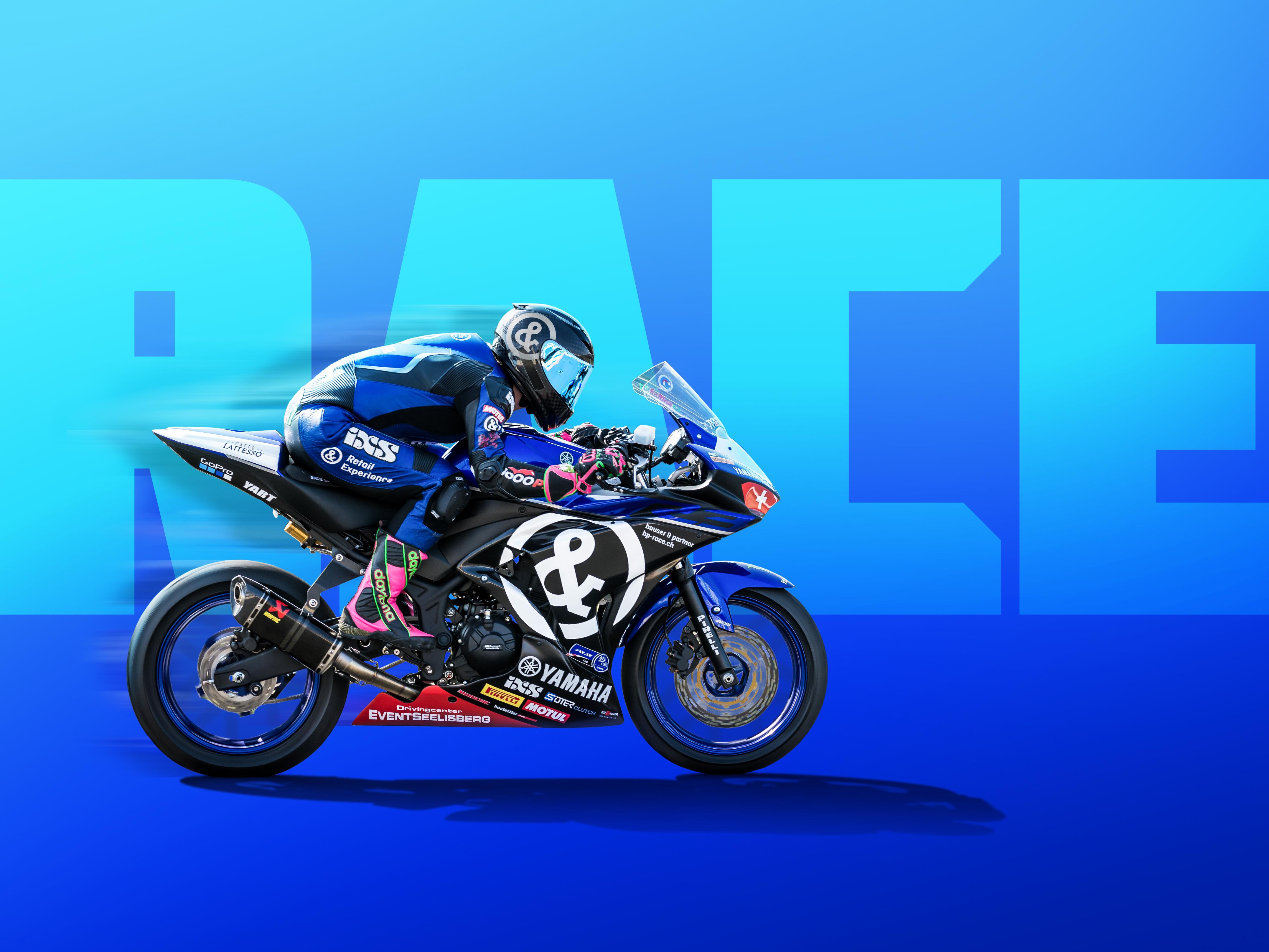 hp Race R3 bLU cRU Sabrina Sabel