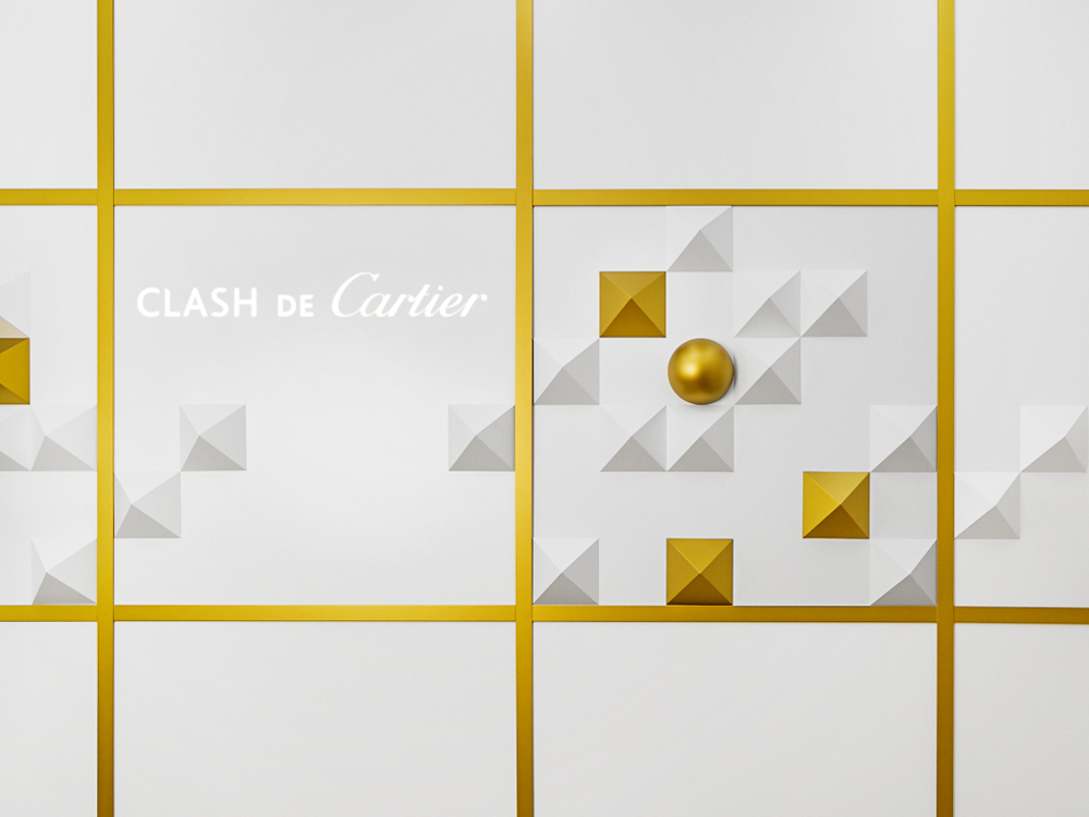 Clash de Cartier Eventdesign