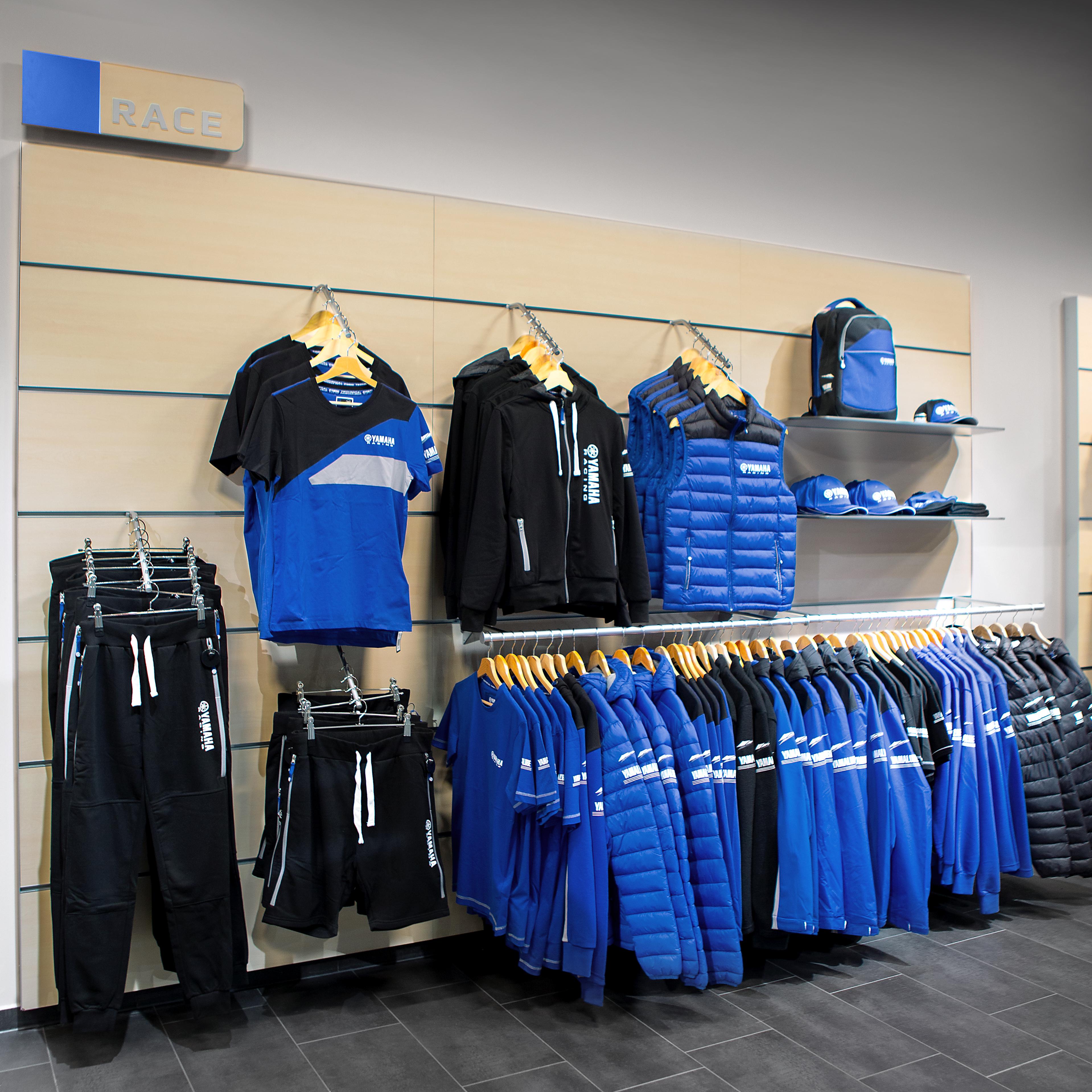 Retail Hostettler Sursee POS Verkaufsfläche Yamaha Center
