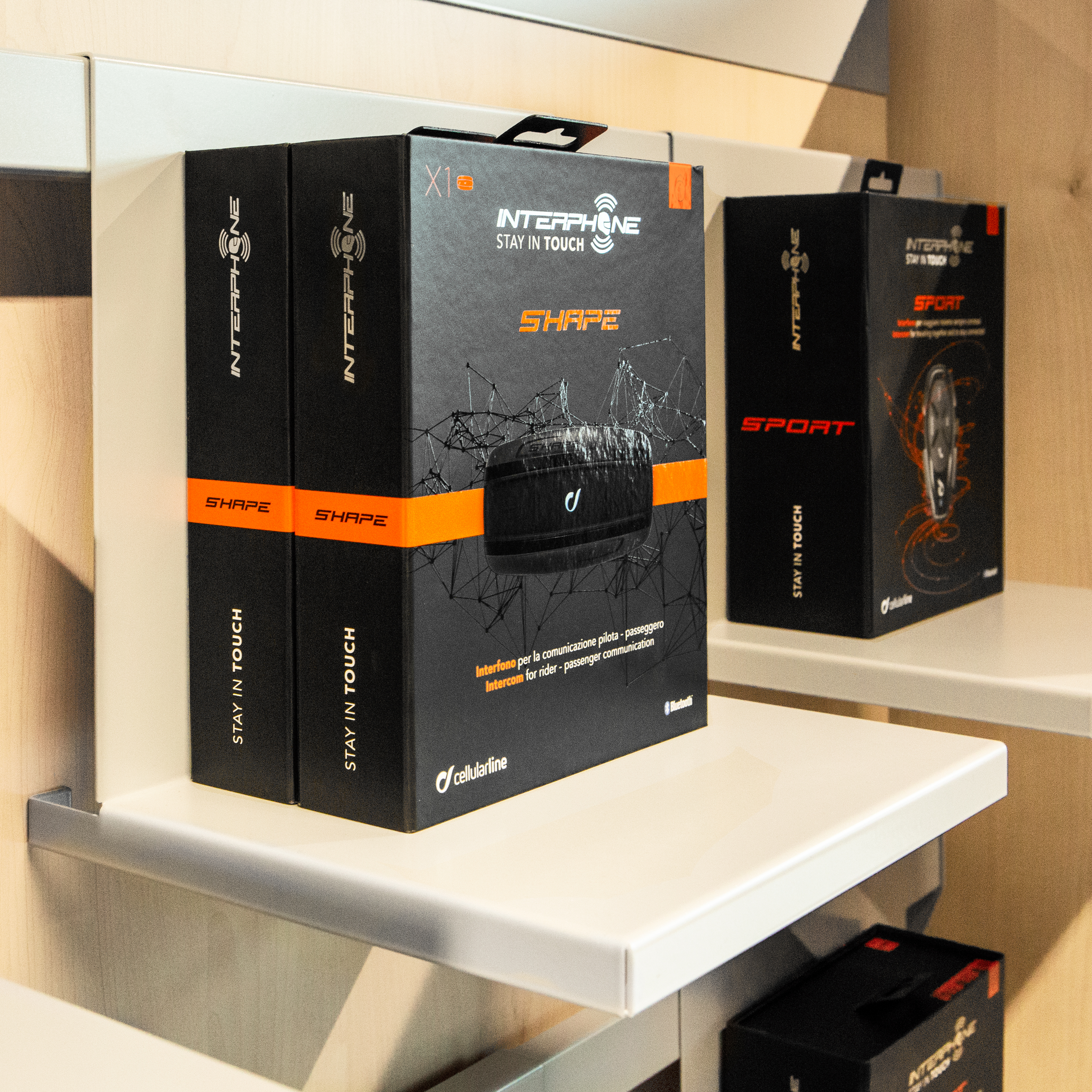 Retail Hostettler Sursee POS Verkaufsfläche Yamaha Center Detail