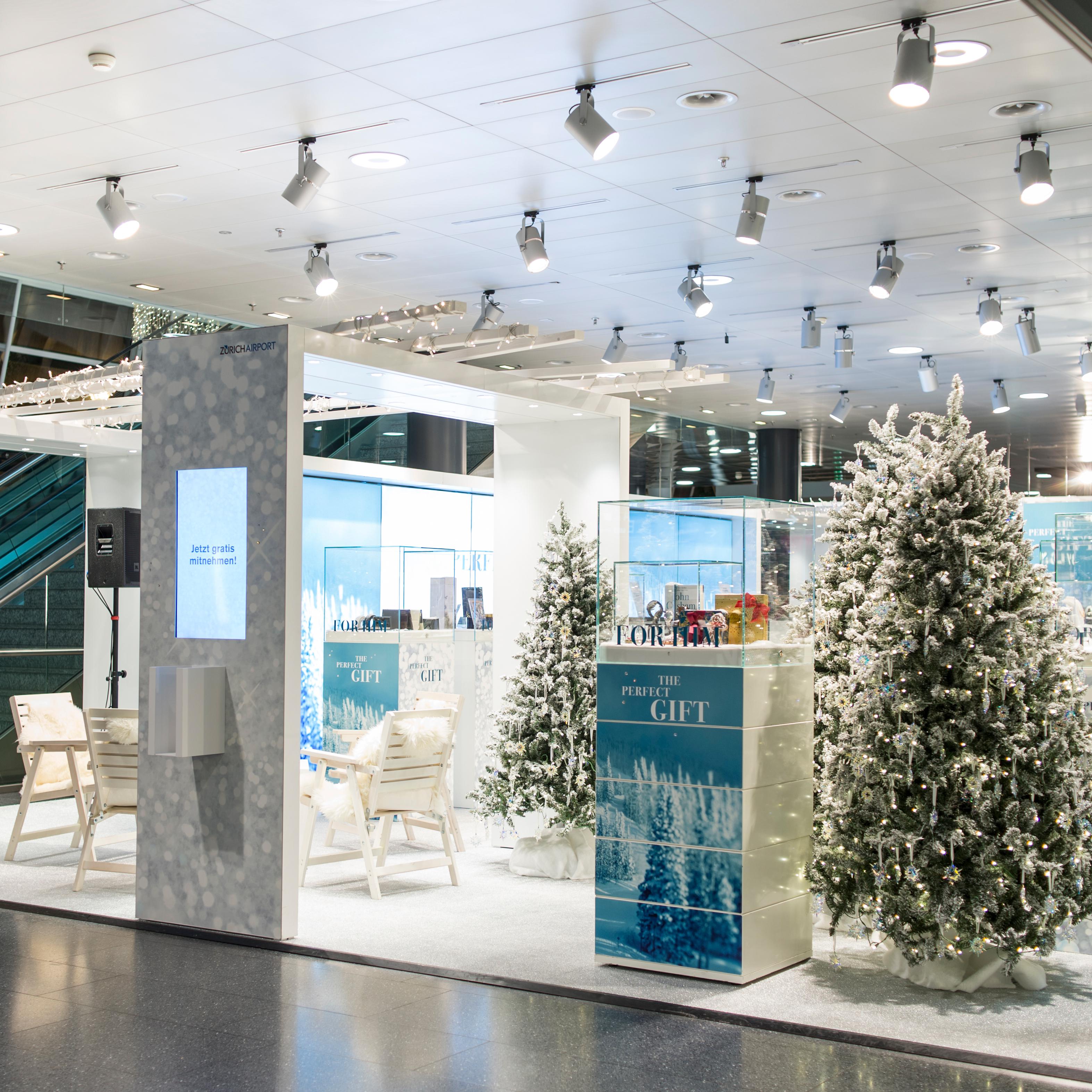 hauser & partner Promogate Flughafen Zürich