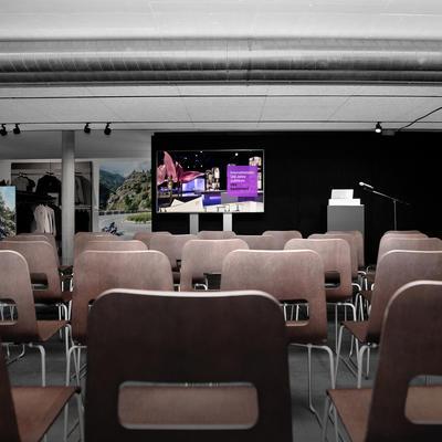 hauser & partner Mietobjekte Meeting-Location
