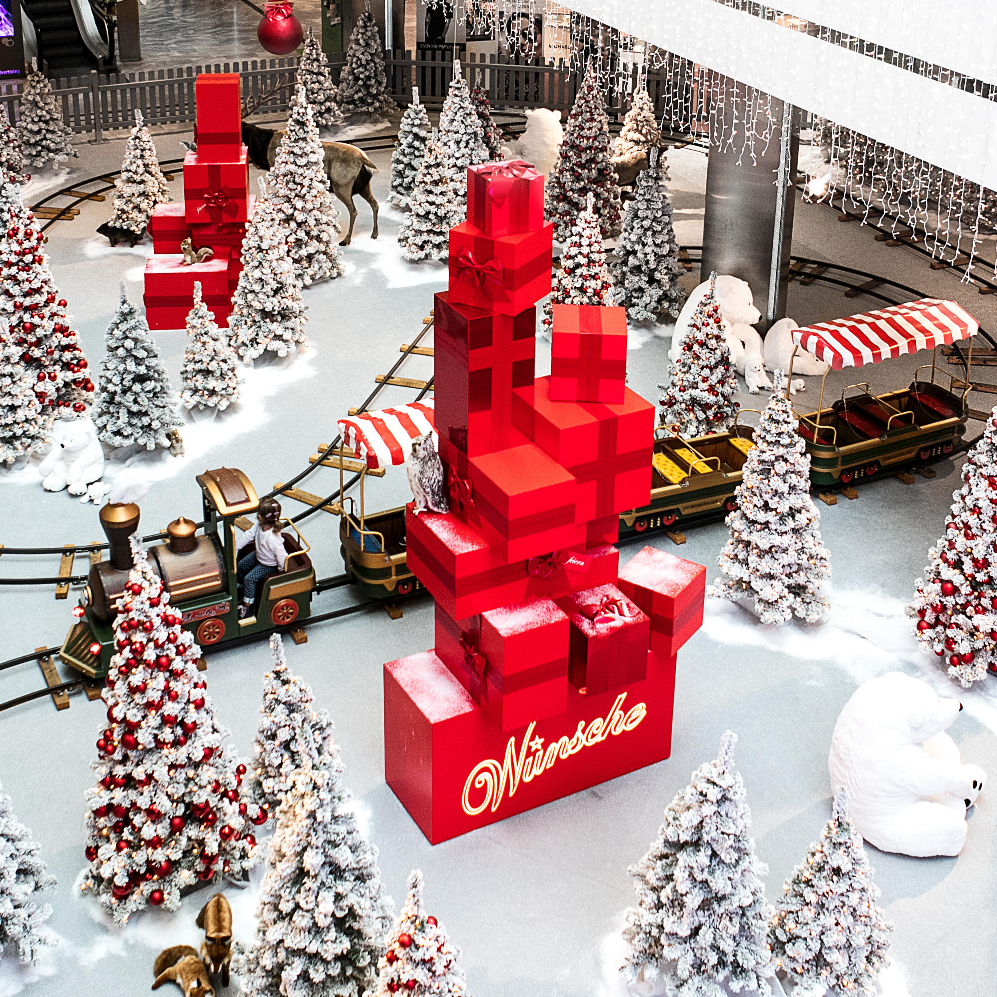 Coop Letzipark Weihnachten