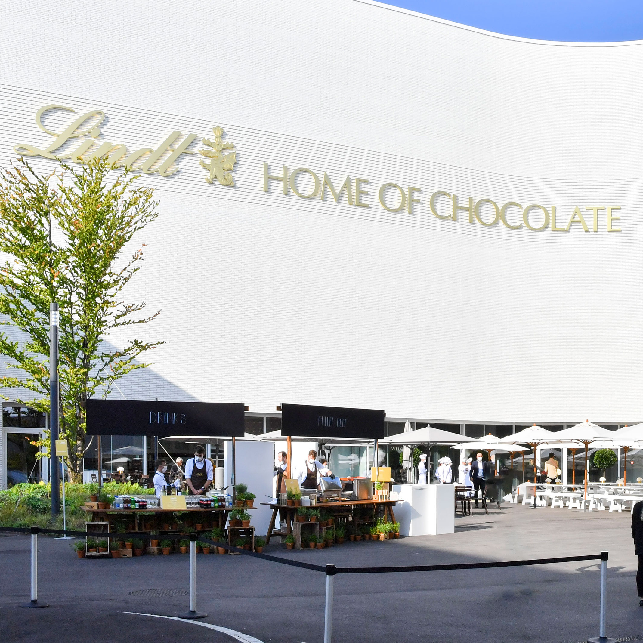 Lindt - Home of Chocolate